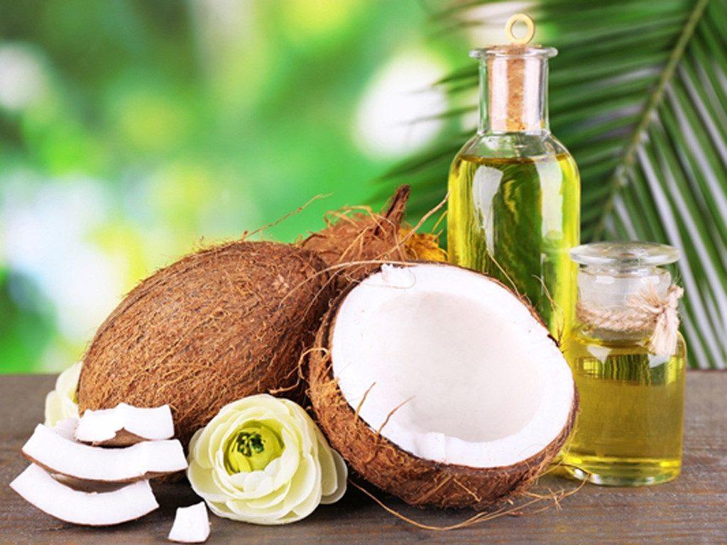 Công dụng của dầu dừa nguyên chất tự nhiên