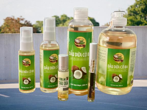 Hình Ảnh 4: Vì sao dầu dừa nguyên chất có thể bảo quản lâu mà chất lượng vấn tốt