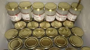 bảo quản dầu dừa trong tủ lạnh