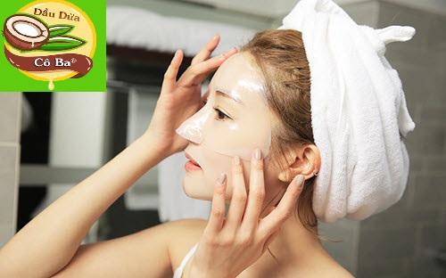 các bước đắp mặt nạ giấy dưỡng da đúng cách