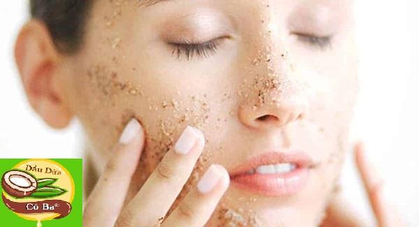 Cách tẩy tế bào chết cho da mặt