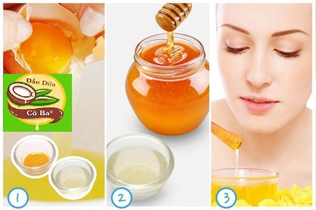 Cách làm trắng da bằng mật ong tại nhà
