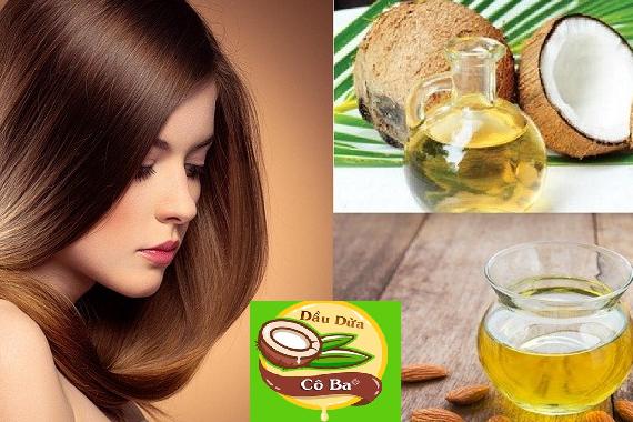 Cách trị rụng tóc bằng dầu dừa hiệu quả