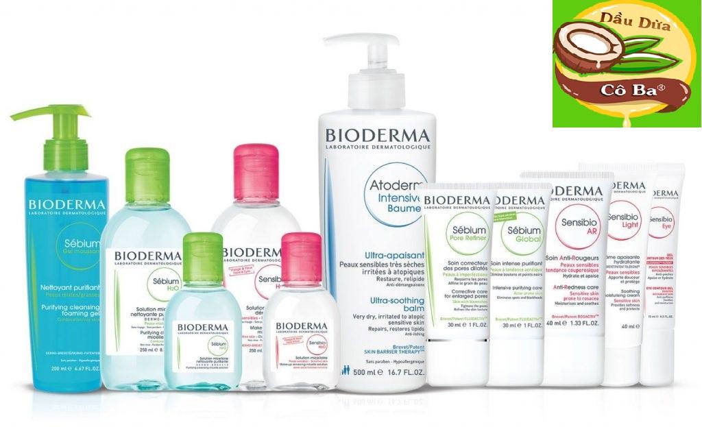 Hãng mỹ phẩm Bioderma