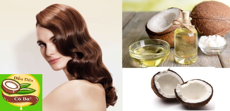 ủ tóc bằng dầu dừa bao lâu mới có hiệu quả