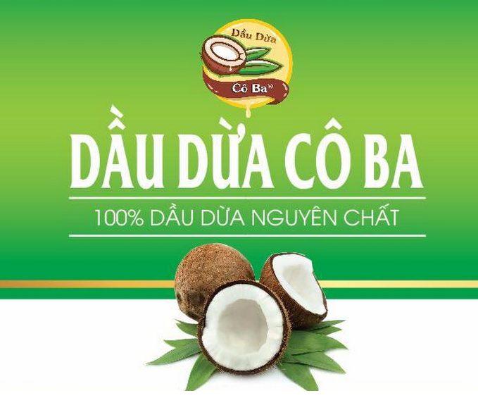 Dầu dừa Cô Ba nhận được sự tín nhiệm lớn từ khách hàng