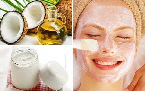Những cách trị nám da bằng dầu dừa hiệu quả