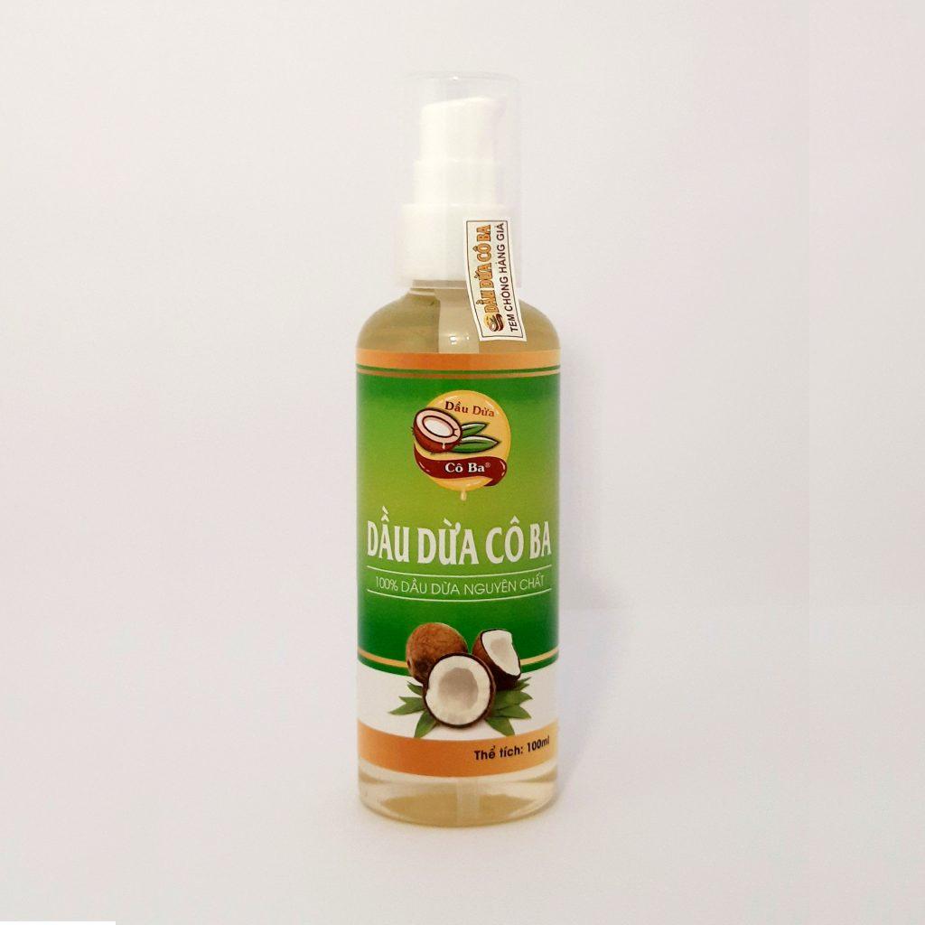 Dầu dừa là sản phẩm chăm sóc sắc đẹp hữu hiệu từ thiên nhiên