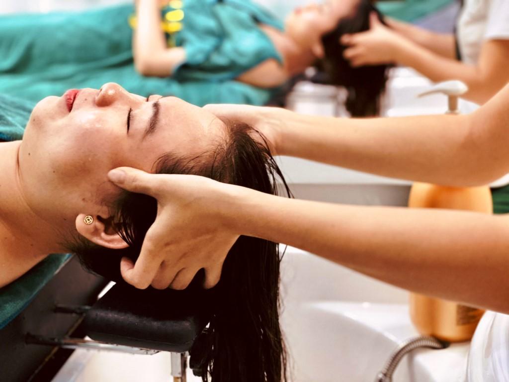 Kỹ thuật massage chuẩn xác, an toàn và lành mạnh